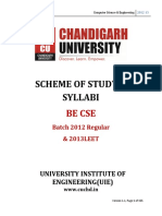 Updated Syllabus-scheme Batch 2012-2013