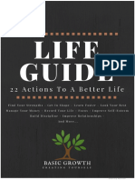 The Life Guide (22 Actions to a Better Life 01)