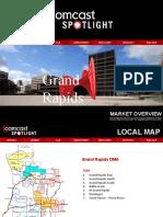 Comcast Grand Rapids Market Overview