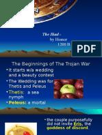 Trojan War Backstory Iliad