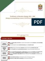 MOE Strategic Plan 2010-2020
