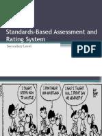 Dr. Ma. Elsie Esmer - Assessment System (Secondary Level)