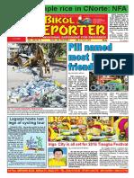 Bikol Reporter January 31 - February 6, 2016 Issue