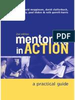 Mentoring in Action - David Megginson, David Clutterbuck
