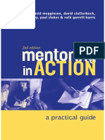 Mentoring in Action - David Megginson, David Clutterbuck