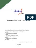Introducción a Las Core Tools 12092015