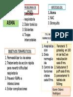 Historia Clínica - Asma