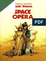 Space Opera - Jack Vance