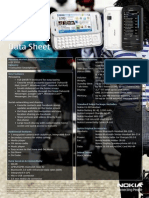 Nokia C6 Data Sheet