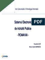 Sistemul Elec1tronic de Achizitii Publice