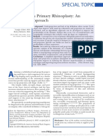 Tip Rhinoplasty Paper
