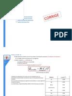 Les Transferts Thermiques-Correction