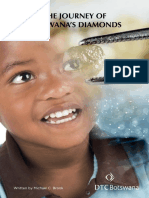 Dtcb the Journey of Botswanas Diamonds