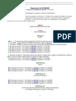 HG Nr. 707 Din 2006 - Regulament Vamal La 2013