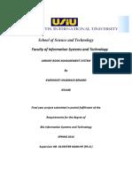 Library Book Management System Documentation by Shadrack Kweingoti