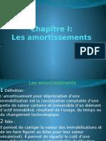 Comptabilité Générale II - Chapitre 1_Les AmortissementsMr H.el Khourchi S2