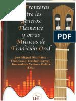 Revision Del Concepto Nuevo Flameco e Intelectualizacion Del Arte