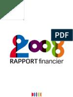Le Rapport Financier de FTV