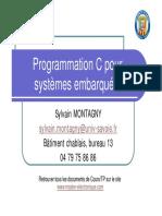 Cours-Programmation C Pour Systèmes Embarqués-Internet