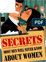 Secrets Most Men Will Never Know About Women