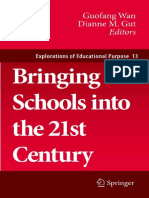 Bringing Schools to the 21st Century