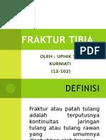 Fraktur Tibia