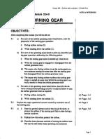 Turbine Barring Gear