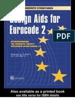 Design Aids EuroCode
