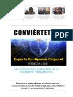 eBook Hipnosis Corporal de Alina Heels