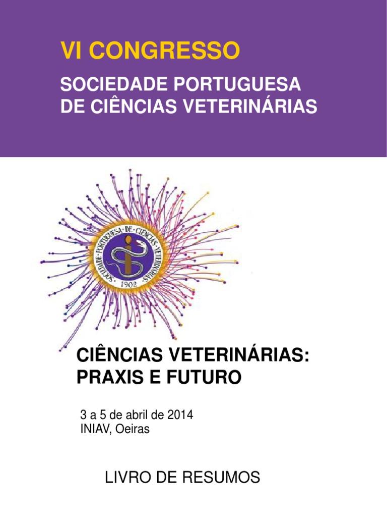 Livroresumosvicongresso veterinrio 2014 fandeluxe Choice Image
