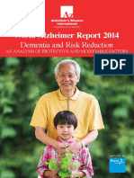 World Alzheimer Report 2014