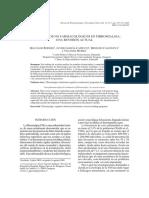 Tratamientos No Farmacológicos en Fibromialgia- Una Revisión Actual