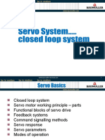 Topic 1 - Servo Technology