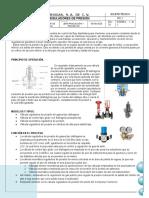 Boletin Tecnico Reg. de Presion 1