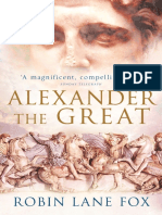 Alexander the Great (by Robin Lane Fox)