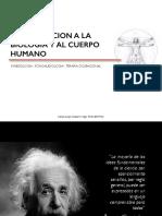 Cátedra 1.1.1. IMF Introducción a la biologia y al cuerpo humano