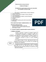 01. Bazele analizei economico financiare