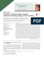 Biomaterials composite