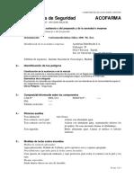 Carboximetilcelulosa Sodica