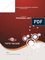 Personal Diet II