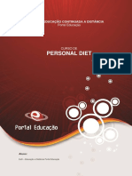 Personal Diet IV