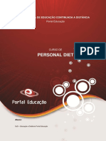 Personal Diet V