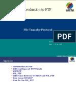FTPserver Tutor