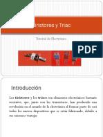 Tiristores y Triac