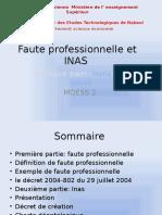 Faute Prof Et Ins