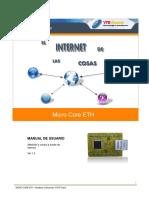 Manual Micro Core ETH