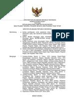 Peraturan Menteri Keuangan Nomor 45 Tahun 2007 Ttg Perjalanan Dinas Jabatan Dalam Negeri
