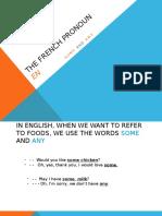 fr 3 the french pronoun en modified