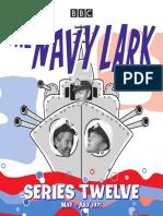 Navy Lark Series 12 Booklet