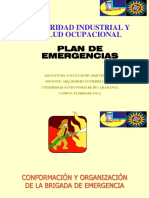 PLAN de EMERGENCIAS Seguridad Industrial